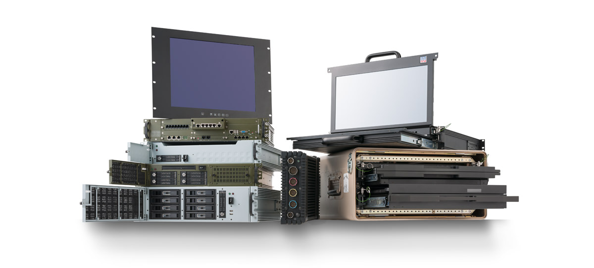 Rugged Rackmount Servers
